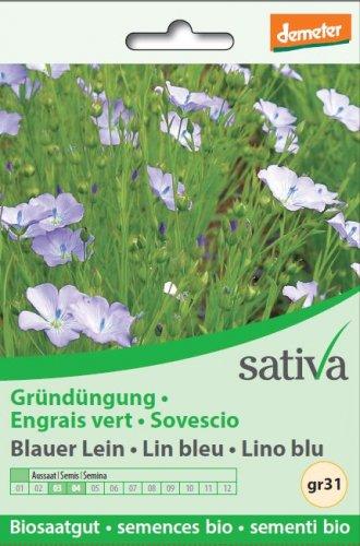 Sovescio Lino Blu - gr31