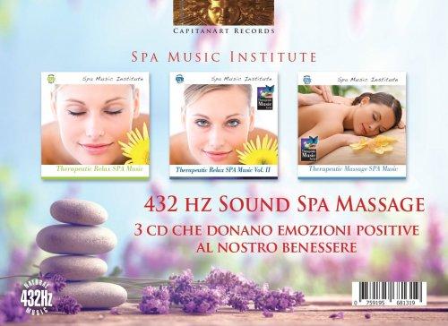 432 Hz Sound Spa Massage Collection - Cofanetto 3 CD