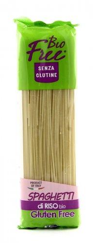 Bio Free - Spaghetti di Riso Senza Glutine