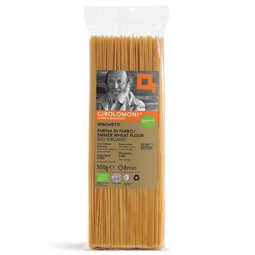 Spaghetti di Farina di Farro Bio - 500 gr.