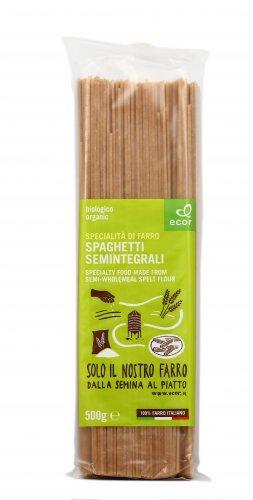Spaghetti di Farro Semintegrali