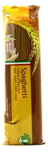 Spaghetti Integrali di Grano Duro