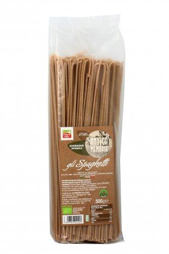 Spaghetti di Grano Khorasan Integrale - Antica Memoria