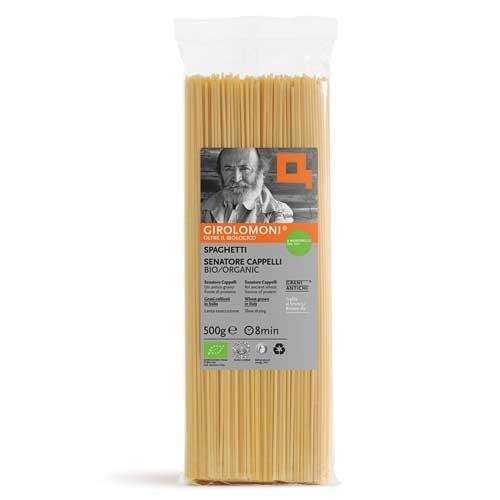 Spaghetti di Grano Senatore Cappelli Bio