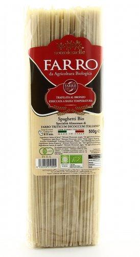 Spaghetti di Farro Bio