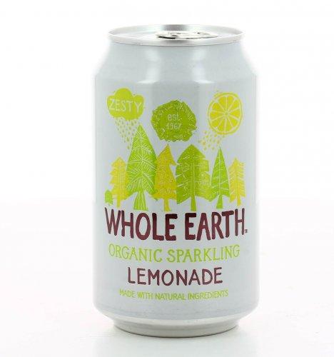 Sparkling Organic - Lemonade Drink