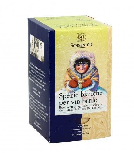 Spezie Bianche per Vin Brulè - 20 Bustine