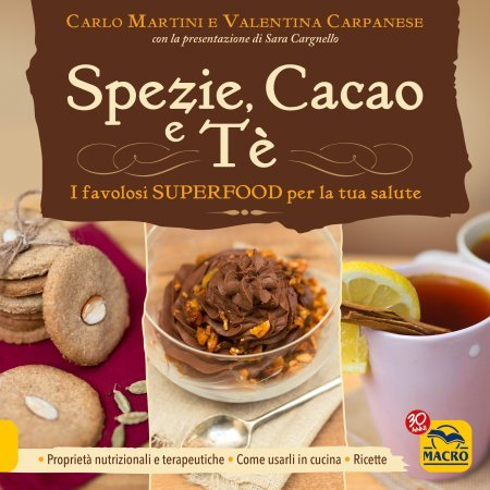 Spezie, Cacao e Tè (eBook)