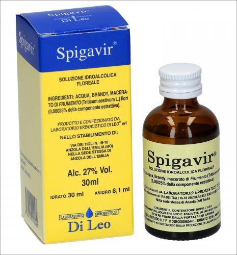 Spigavir Gocce - Soluzione Idroalcolica Floreale