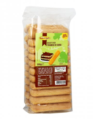 Biscotti per Tiramisù di Farro