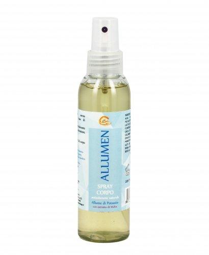 Spray Antiodorante Allume di Potassio