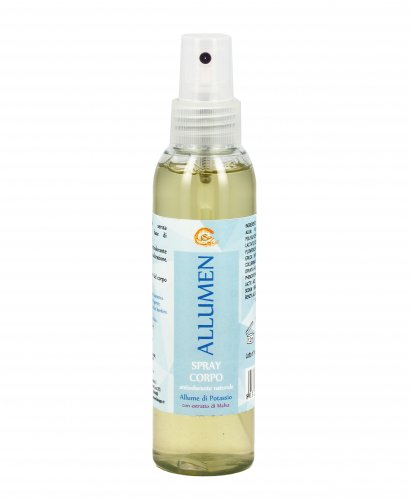 Spray Antiodorante Allume di Potassio