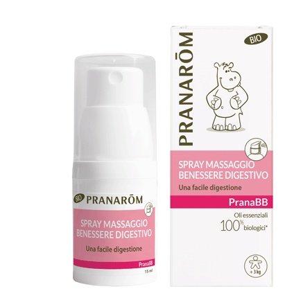 Spray Massaggio Benessere Digestivo