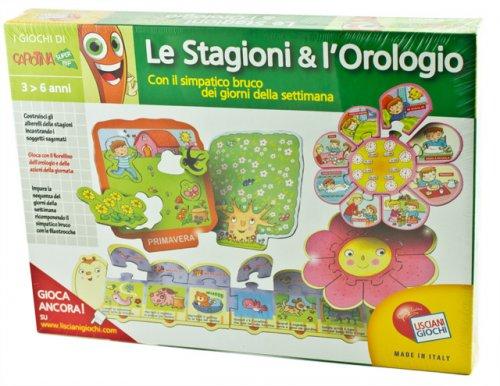 Le Stagioni & l'Orologio