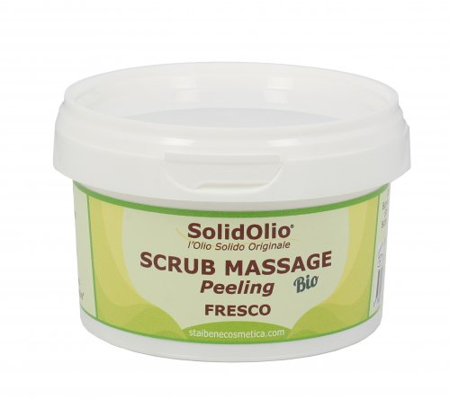 Olio Solido - Scrub Massaggio - Fresco