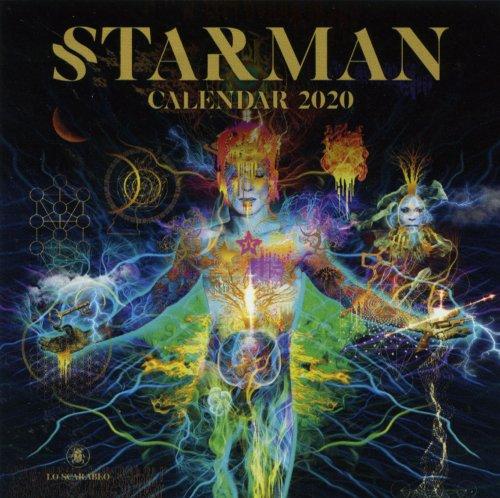 Starman.- Calendario 2020