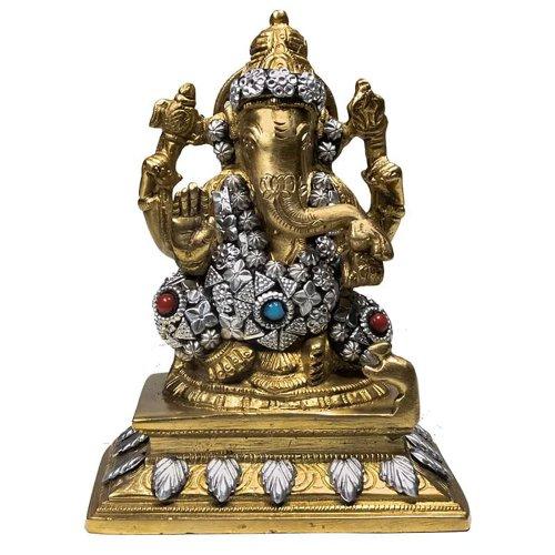 Statua di Ganesha - Ottone
