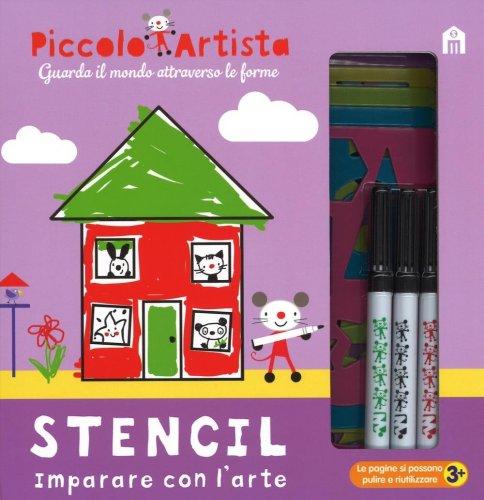 Stencil - Imparare con l'Arte