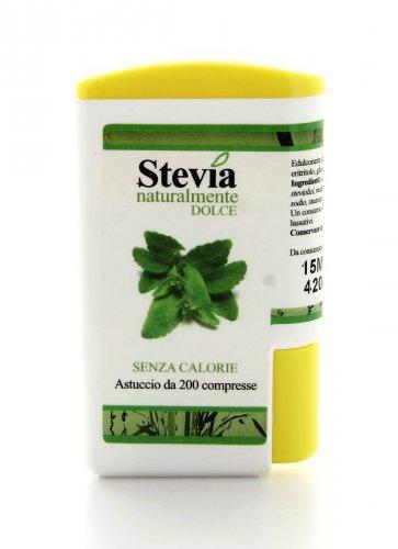 Stevia Naturalmente Dolce - Compresse