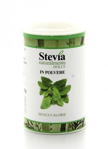 Stevia Naturalmente Dolce - In Polvere