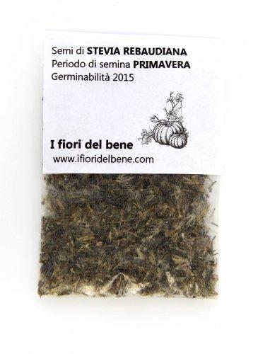 Semi di Stevia Rebaudiana