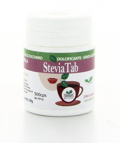 Stevia Tab - Dolcificante