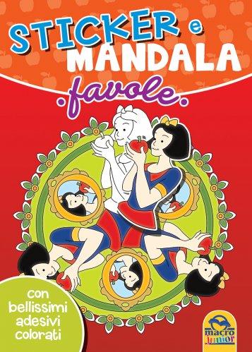 Sticker e Mandala - Favole