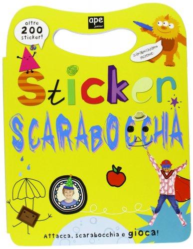 Sticker Scarabocchia