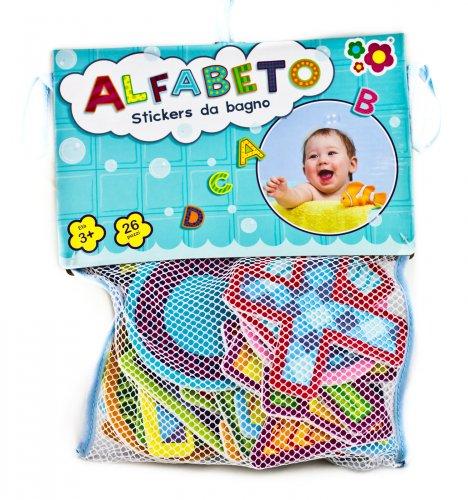 Stickers da Bagno Alfabeto