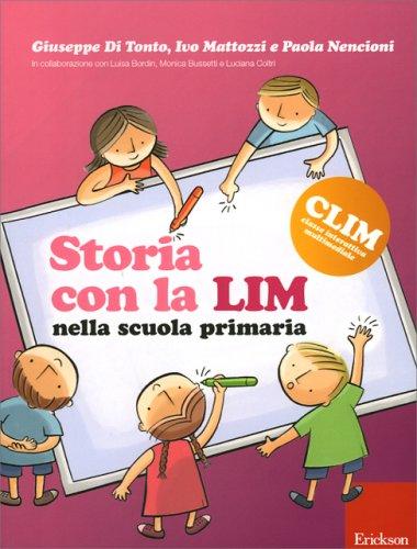 Storia con la Lim nella Scuola Primaria