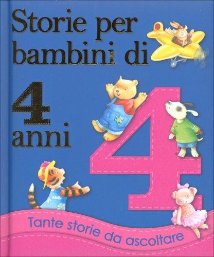 Storie per Bambini di 4 Anni