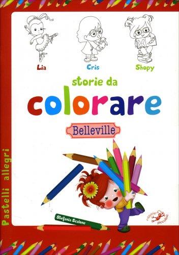 Storie da Colorare - Belleville