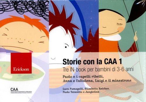 Storie con la CAA 1 (3 Volumi + Guida)