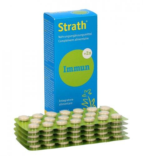 Strath Immun - Integratore di Lievito, Erbe e Zinco