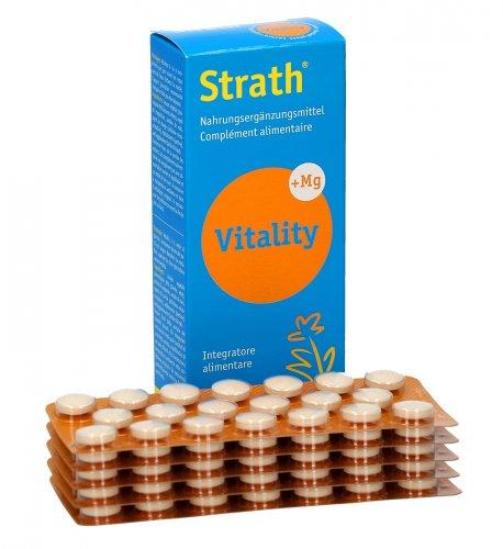 Strath Vitality - Integratore di Lievito Vegetale e Magnesio