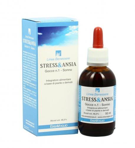Stress & Ansia Gocce n.1 - Sonno