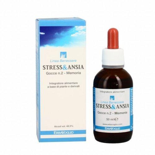 Stress & Ansia Gocce n. 2 - Memoria