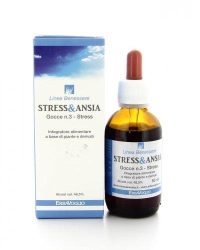 Stress & Ansia Gocce n. 3 - Stress