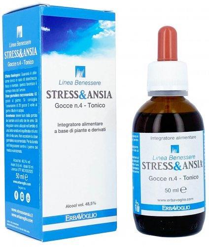Stress & Ansia - Gocce n. 4 - Tonico