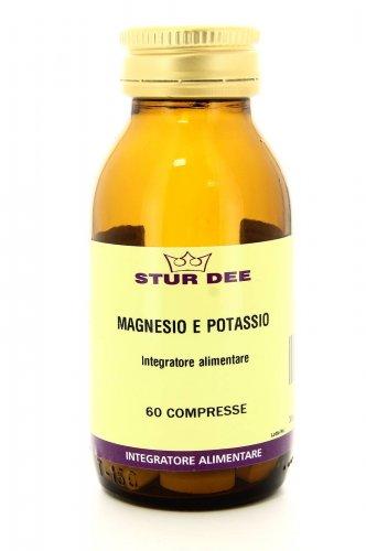 Integratore Naturale - Magnesio e Potassio