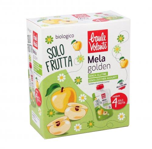 Purea di Mela Golden Bio - Solo Frutta