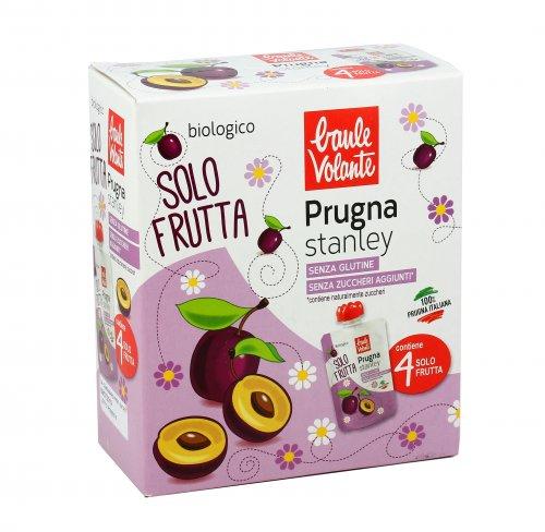 Purea di Prugna Stanley Bio - Solo Frutta