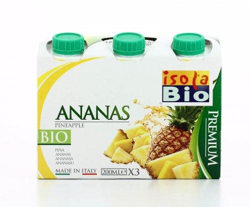 Succo di Ananas Biologico