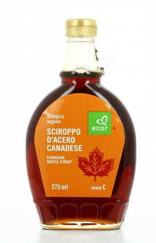 Succo d'Acero Canadese Bio