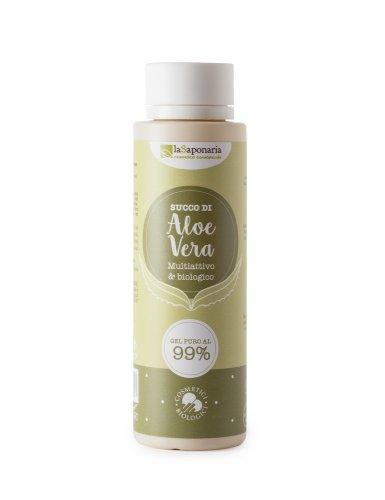 Succo di Aloe Vera - Gel Puro al 99%