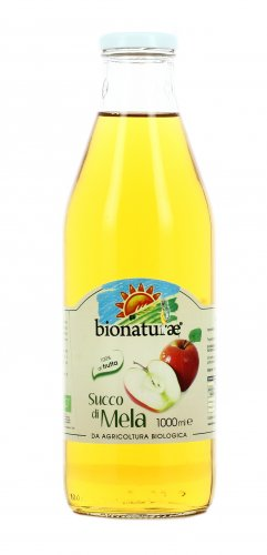 Succo di Mela 100% Frutta Bio