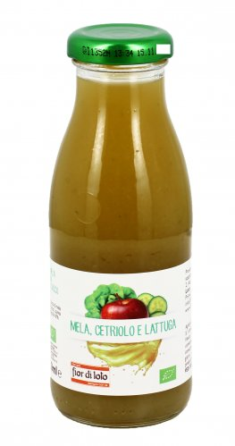 Succo di Mela, Cetriolo e Lattuga