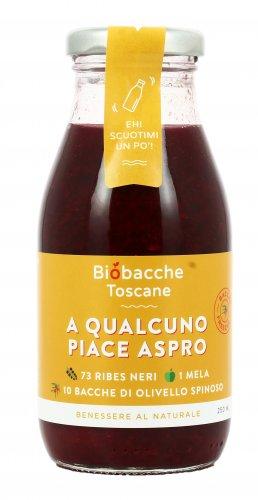 """Succo di Frutta e Bacche """"A Qualcuno Piace Aspro"""""""