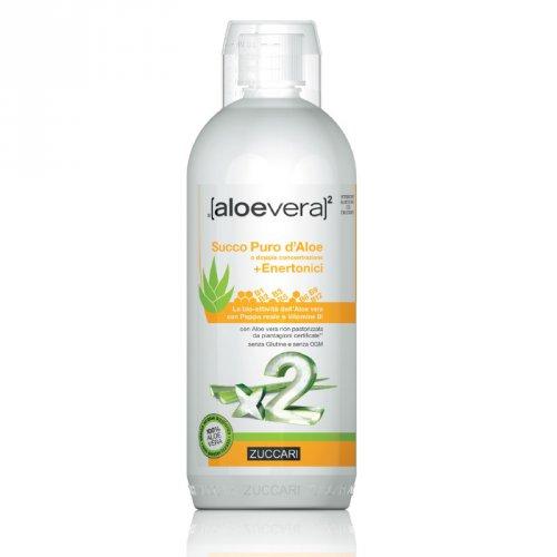 Succo Puro d'Aloe + Enertonici - Aloevera2