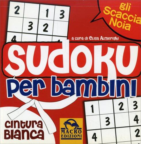 Sudoku per Bambini - Cintura Bianca